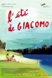 """Affiche du film """"L'été de Giacomo"""""""