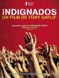 "Affiche du film ""Indignados"""