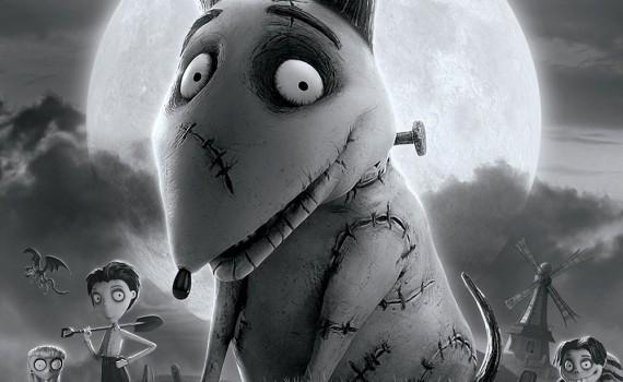 """Affiche du film """"Frankenweenie"""""""