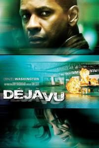 """Affiche du film """"Déjà vu"""""""