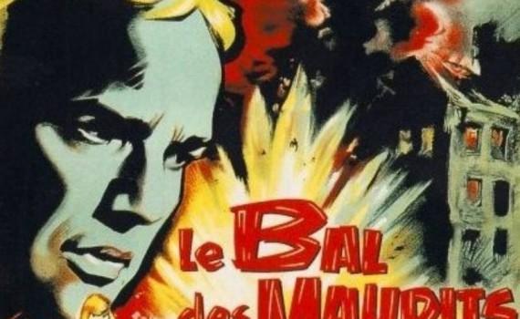 """Affiche du film """"Le Bal des maudits"""""""