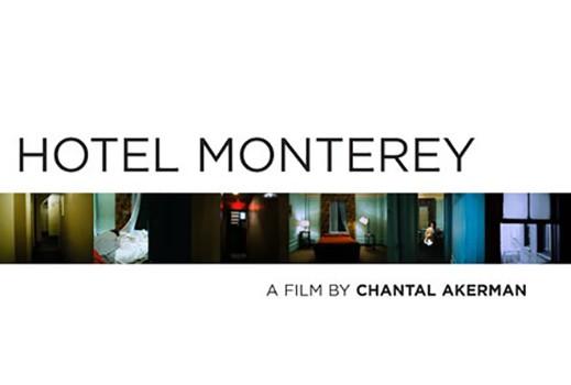 """Affiche du film """"Hôtel Monterey"""""""
