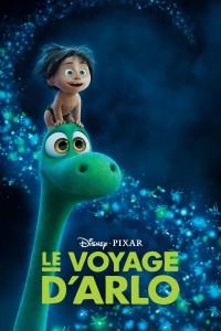 """Affiche du film """"Le voyage d'Arlo"""""""