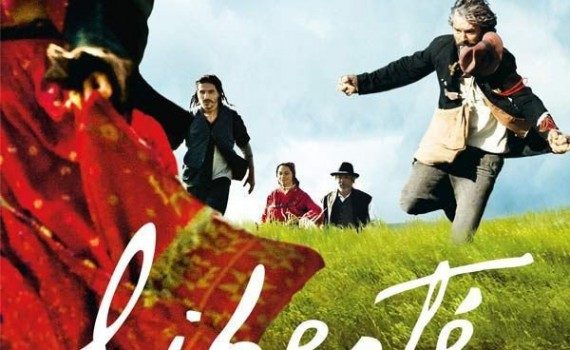 """Affiche du film """"Liberté"""""""