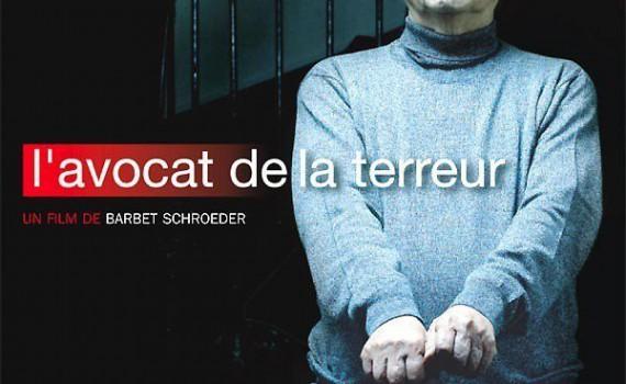 """Affiche du film """"L'avocat de la terreur"""""""