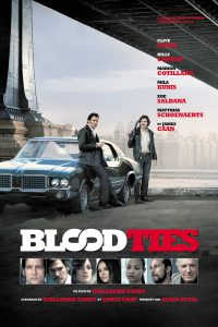 "Affiche du film ""Blood Ties"""