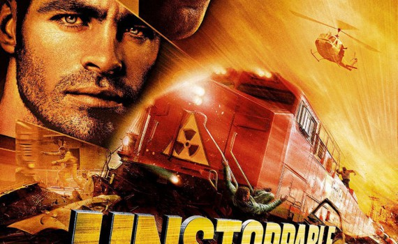 "Affiche du film ""Unstoppable"""