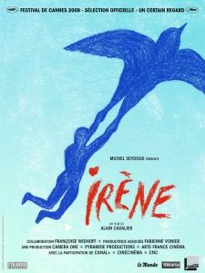 """Affiche du film """"Irène"""""""
