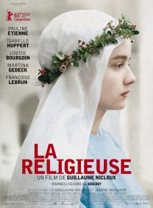 """Affiche du film """"La religieuse"""""""