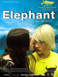 """Affiche du film """"Elephant"""""""
