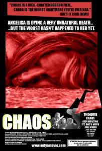 """Affiche du film """"Chaos"""""""