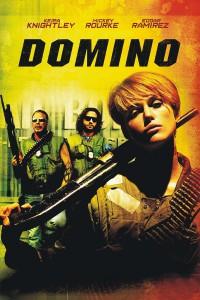 "Affiche du film ""Domino"""