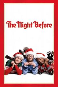 "Affiche du film ""The Night Before"""