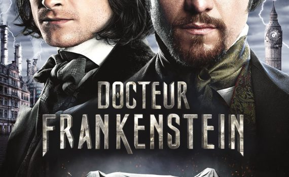 """Affiche du film """"Docteur Frankenstein"""""""