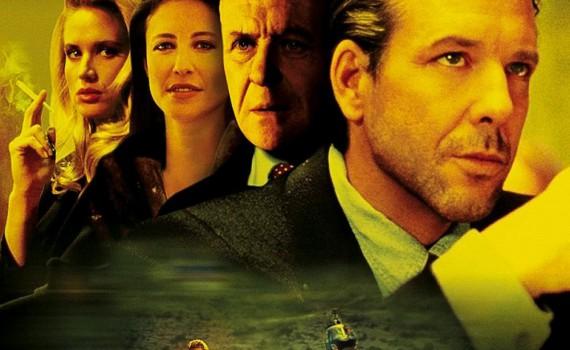 """Affiche du film """"La maison des otages"""""""