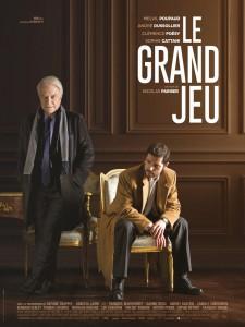 """Affiche du film """"Le Grand jeu"""""""
