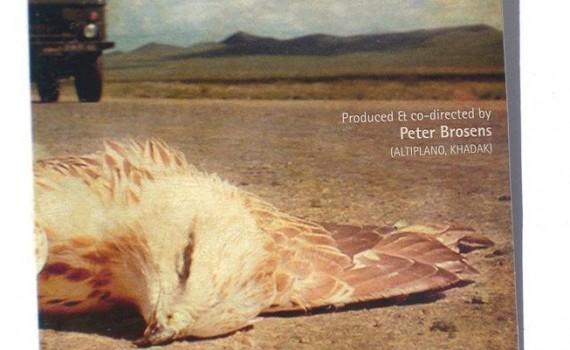 """Affiche du film """"Poets of Mongolia"""""""