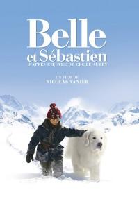 """Affiche du film """"Belle et Sébastien"""""""