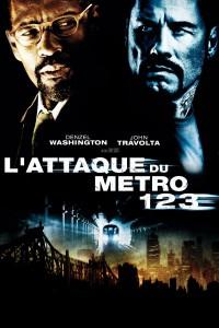 """Affiche du film """"L'Attaque du métro 123"""""""