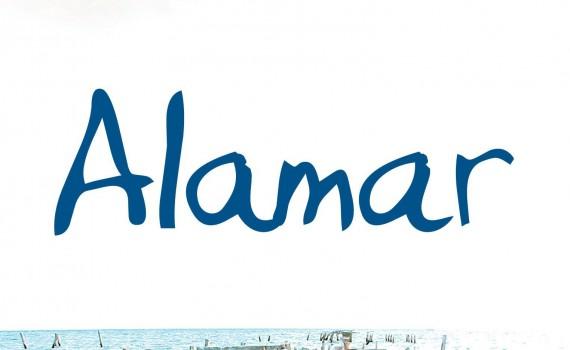 "Affiche du film ""Alamar"""