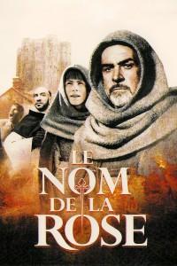 """Affiche du film """"Le nom de la rose"""""""