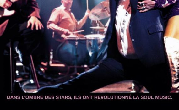 """Affiche du film """"Standing in the Shadows of Motown"""""""
