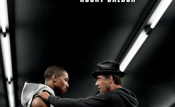 """Affiche du film """"Creed - L'Héritage de Rocky Balboa"""""""