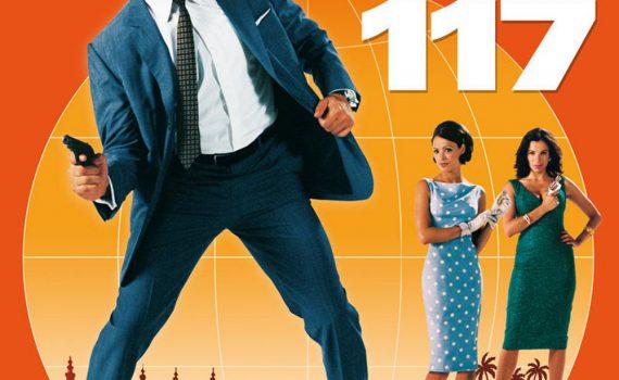 """Affiche du film """"OSS 117 : Le Caire, nid d'espions"""""""