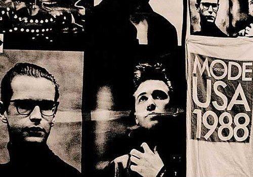 """Affiche du film """"Depeche Mode: 101"""""""