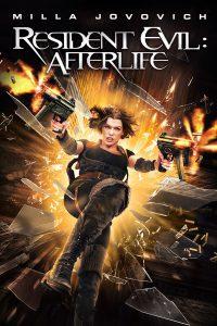 """Affiche du film """"Resident Evil - Afterlife"""""""