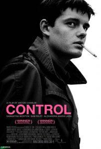 "Affiche du film ""Control"""