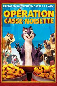 """Affiche du film """"Opération Casse-noisette"""""""
