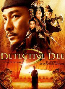 """Affiche du film """"Détective Dee : Le Mystère de la flamme fantôme"""""""