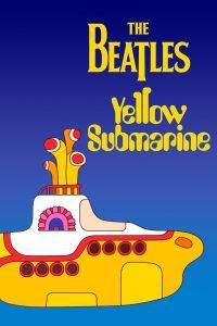 """Affiche du film """"Yellow Submarine"""""""