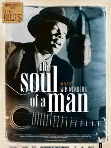 """Affiche du film """"The Soul of a Man"""""""