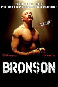 "Affiche du film ""Bronson"""