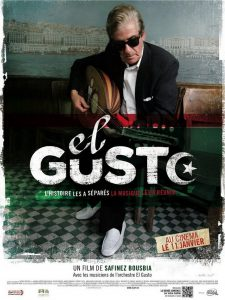 """Affiche du film """"El Gusto"""""""