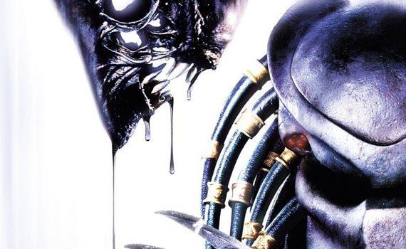 """Affiche du film """"AVP - Alien vs. Predator"""""""