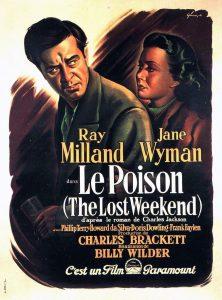 """Affiche du film """"Le Poison"""""""