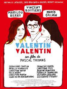 "Affiche du film ""Valentin Valentin"""