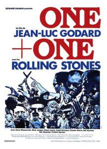 "Affiche du film ""One + One"""