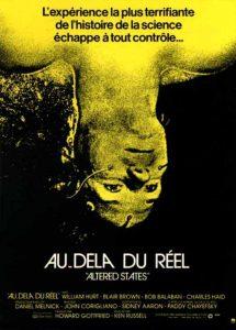 """Affiche du film """"Au-delà du réel"""""""