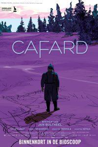 """Affiche du film """"Cafard"""""""