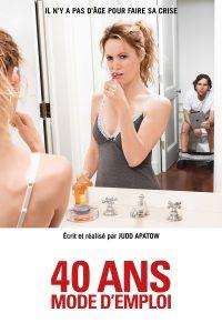 """Affiche du film """"40 ans : mode d'emploi"""""""