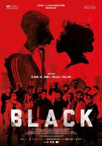 "Affiche du film ""Black"""