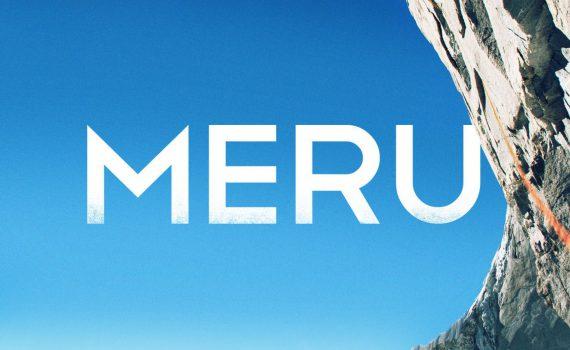 """Affiche du film """"Meru"""""""