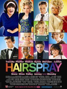 """Affiche du film """"Hairspray"""""""