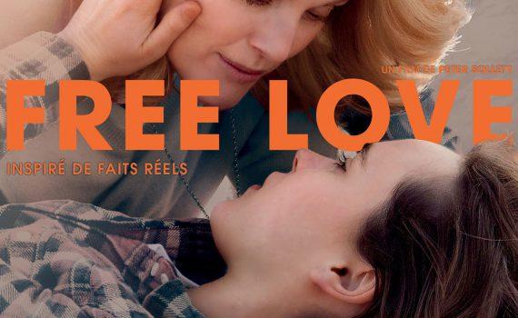 "Affiche du film ""Free Love"""