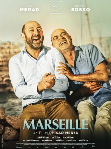 """Affiche du film """"Marseille"""""""