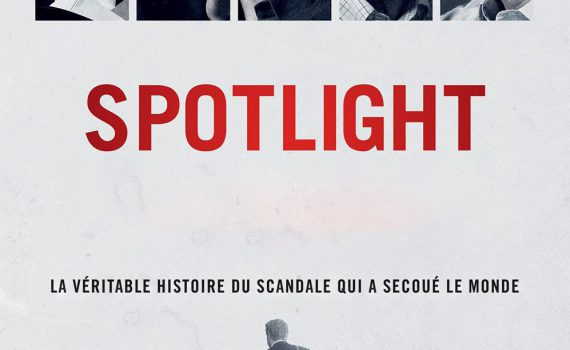 "Affiche du film ""Spotlight"""
